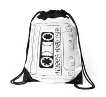 Chillee's Mixed Tape 2 by Chillee Wilson Drawstring Bag