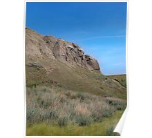Green Coulee Poster