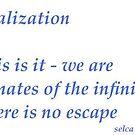 Realization by carol selchert