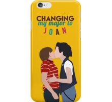Fun Home - Changing My Major iPhone Case/Skin