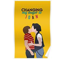 Fun Home - Changing My Major Poster