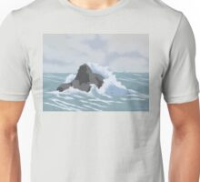 Crashing wave Unisex T-Shirt
