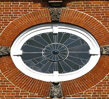 Unitarian Window, Bury St Edmunds by wiggyofipswich