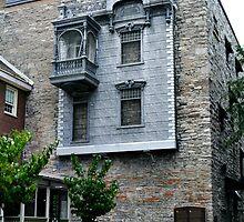 The Tin House by Wendi Donaldson