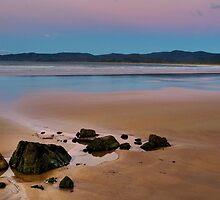 Bakers Beach, Tasmania by Claire  Farley