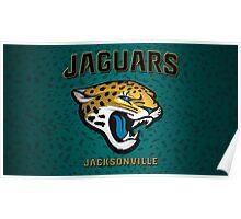 Jacksonville Jaguars Poster