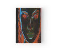 Masked Emotions Hardcover Journal