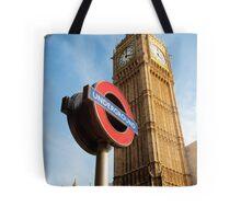 Signs of London: UK Tote Bag