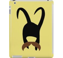 God of Mischief iPad Case/Skin
