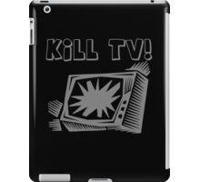 Kill TV by Chillee Wilson iPad Case/Skin