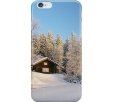 Cabin iPhone Case/Skin