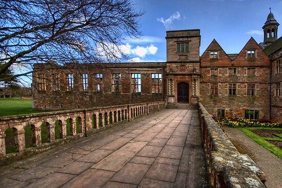 Rufford Abbey Approach by Ray Clarke