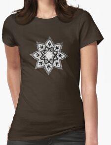 Taissa - Mandala Design Womens Fitted T-Shirt
