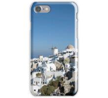 Santorini, Greece iPhone Case/Skin