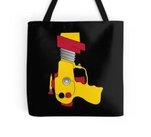 Retro Space Ray Gun by Chillee Wilson Tote Bag