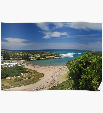 Port Campbell, Great Ocean Road Poster