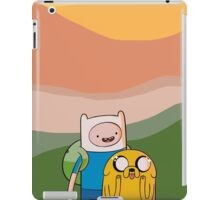 Adventure Time Sunset iPad Case/Skin