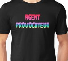 AGENT PROVOCATEUR by Chillee Wilson Unisex T-Shirt
