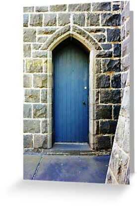 Verger's Entrance - United Church by EdsMum