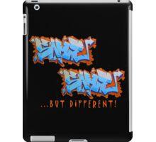 Graffit Tees 2... SAME SAME... iPad Case/Skin