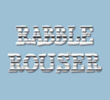 RABBLE ROUSER by Chillee Wilson Kids Tee