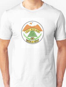 Gay Agenda- Special Agent Unisex T-Shirt