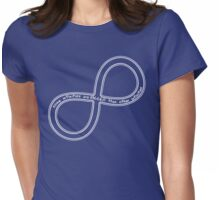 some infinities are bigger than other infinities Womens Fitted T-Shirt