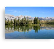 Talbot Lake,  Jasper National Park Canvas Print