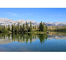 Talbot Lake,  Jasper National Park Photographic Print