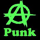 Anarchy Punk by Chillee Wilson by ChilleeWilson