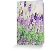 Parfum de la Provence Greeting Card