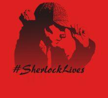#SherlockLives One Piece - Long Sleeve