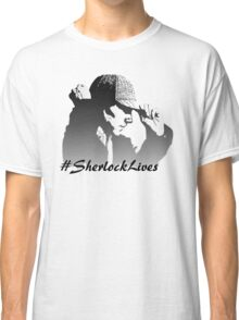 #SherlockLives Classic T-Shirt