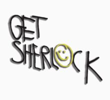 Get Sherlock One Piece - Short Sleeve