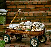 rock wagon by cetrone