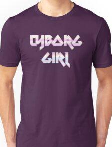 CYBORG GIRL by Chillee Wilson Unisex T-Shirt