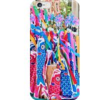 Koinobori iPhone Case/Skin