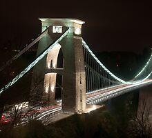 Crossing the bridge by EwoodBlue