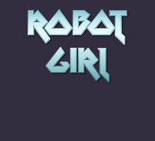 ROBOT GIRL by Chillee Wilson T-Shirt