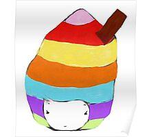 Icecream Hat Poster