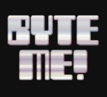 BYTE ME! by Chillee Wilson Kids Tee