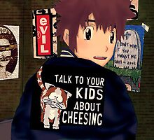 Talk to your kids-Daisuke M by Sikicool
