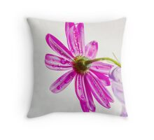 Here comes the rain again. Throw Pillow