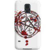 devil's trap Samsung Galaxy Case/Skin