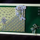 Card making project using fairies  by anaisnais