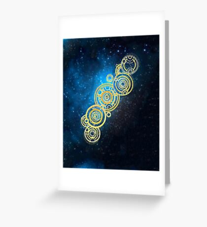 Doctor's name Greeting Card
