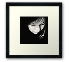 Darkest hours Framed Print