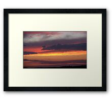 After The Storm 2-Available As Art Prints-Mugs,Cases,Duvets,T Shirts,Stickers,etc Framed Print