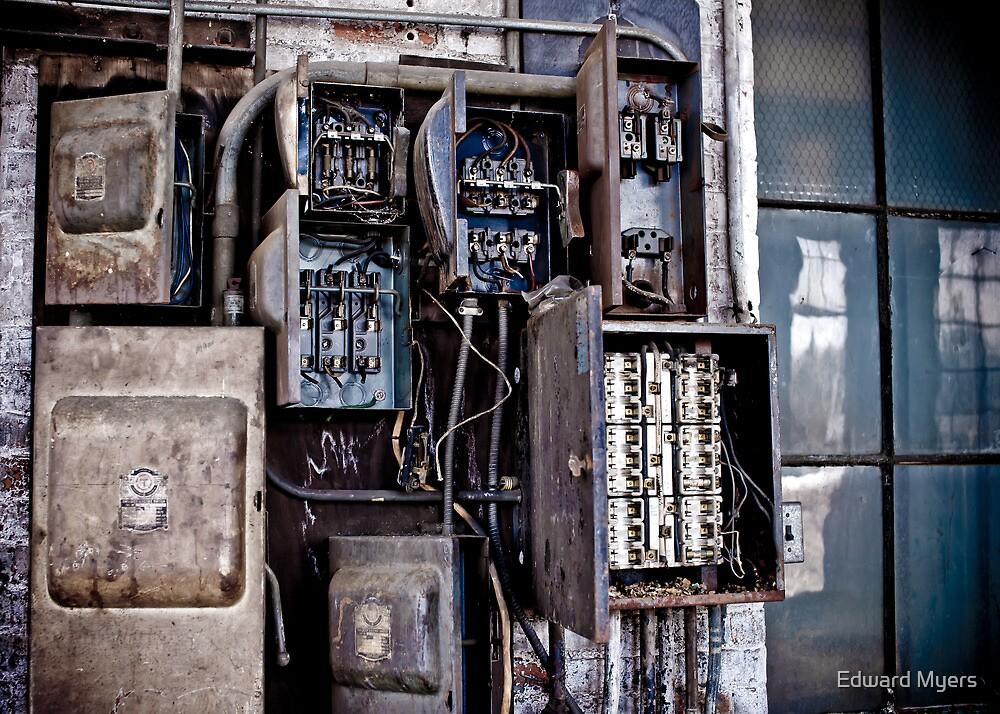 Urban Decay - Fuse Box by Edward Myers