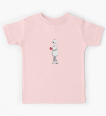 Robots Want To Be Loved By You Kids Tee